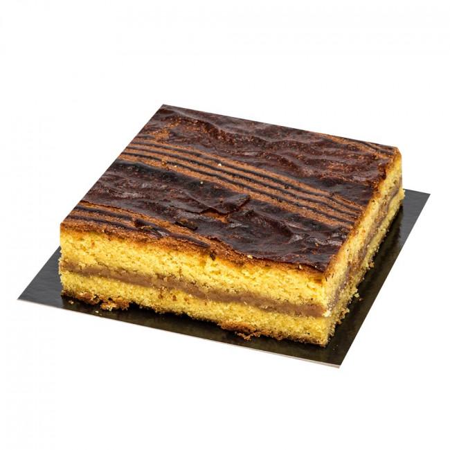 Gâteau Breton au Caramel au...