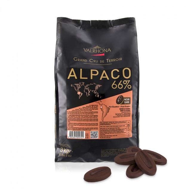 SAC 3Kg CHOCOLAT VALRHONA