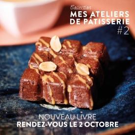 """🤩 Un dessert de Rêve ? 🤩 Et si vous le réalisiez à la maison... 🌟 Rendez-vous samedi 2 octobre pour le lancement de notre nouveau livre """"Mes Ateliers de Pâtisseries #2"""" 28 recettes gourmandes expliquées pas à pas pour tous les niveaux de pâtissiers ! Nous avons hâte de vous les faire découvrir, un peu de patience... 😉 Restez connectés, on vous en dit plus très bientôt...⏳ #mesateliersdepatisserie2  #aupetitprince #auray #baud #carnac #belz #locoal #pluvigner #relaisdesserts #pastry  #pastrychef #yummy #miam #gourmandise #greedy #morbihan #epv #collegeculinairedefrance #artisan #bretagne #foodporn #instafood #mesateliersdepatisserie2"""